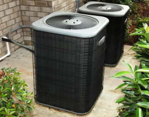 Residential Central Air Conditioning Unit - Air Conditioning Services